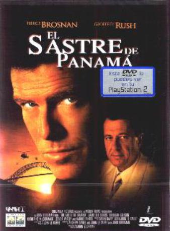 EL SASTRE DE PANAMA DVD