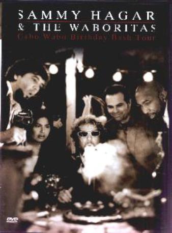 SAMMY HAGAR & THE WABORIT DVD