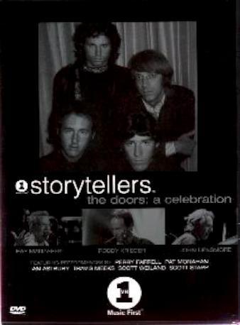 THE DOORS STORYTELLERS DVDM