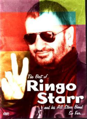RINGO STARR THE BEST OF DVDM