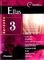 KARAOKE ELLAS DVD