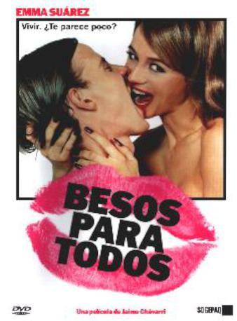 BESOS PARA TODOS DVD