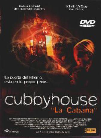 """CUBBYHOUSE """"LA CABAÑA"""" 2MA"""