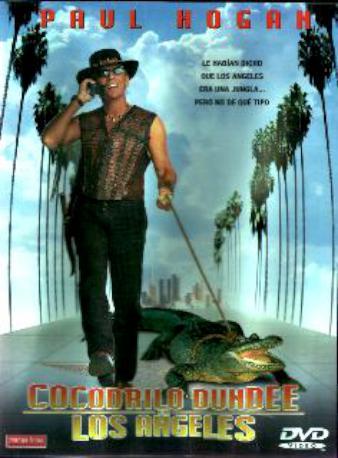 COCODRILO DUNDEE LOS ANGE DVD