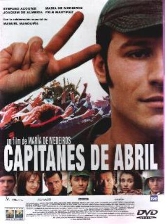 CAPITANES DE ABRIL DVD