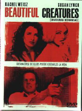 CRIATURAS HERMOSAS DVD