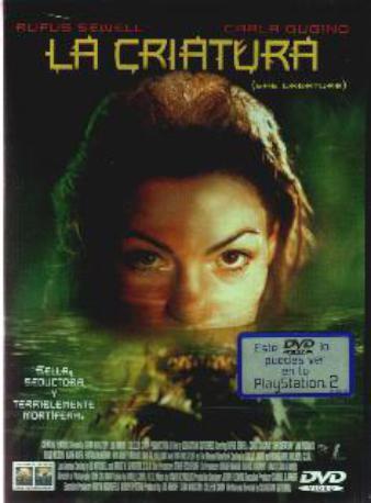 LA CRIATURA DVD