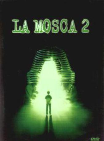 LA MOSCA 2 DVD 2MA