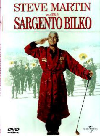 SARGENTO BILKO DVD