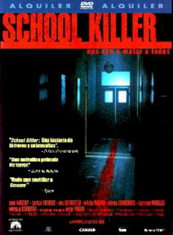 SCHOOL KILLER DVD