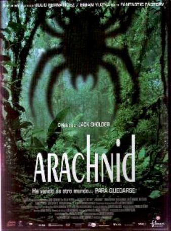 ARACHNID DVD 2MA