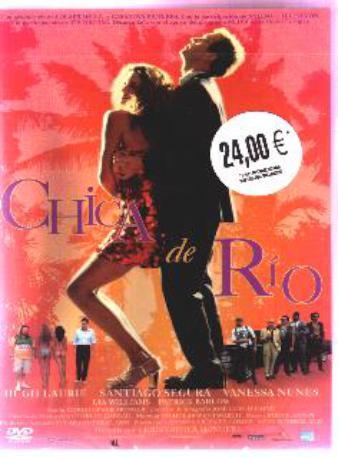 CHICA DE RIO DVD