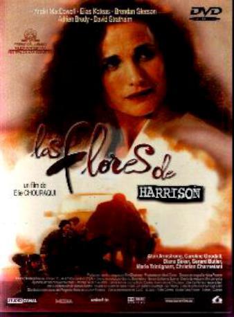 LAS FLORES DE HARRISON DVD
