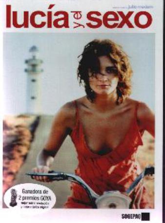 LUCIA Y EL SEXO DVD 2MA