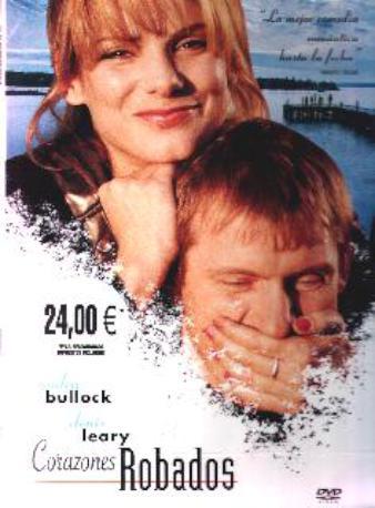 CORAZONES ROBADOS DVD