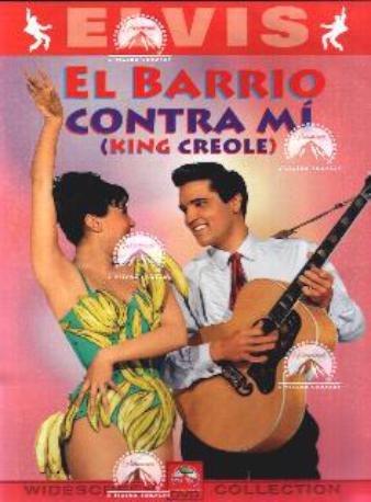 ELVIS EL BARRIO CONTR DVD
