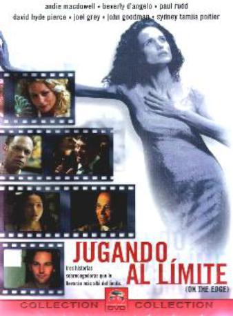 JUGANDO AL LIMITE DVD