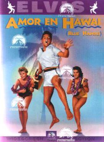 AMOR EN HAWAI(BLUE HAWAI) DVD