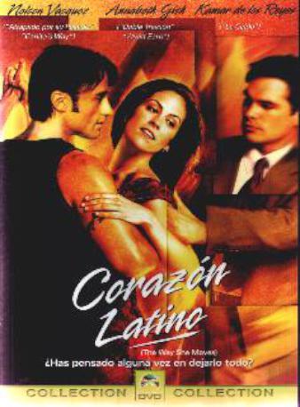CORAZON LATINO DVD