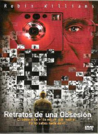 RETRATOS DE UNA OBSESION DVD