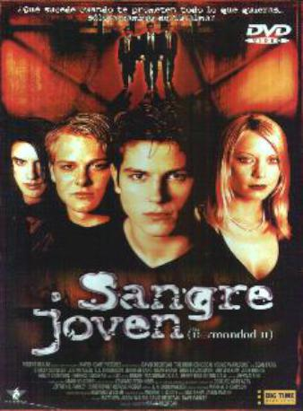 SANGRE JOVEN DVD 2MA