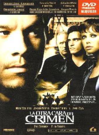 LA OTRA CARA DEL CRIMEN DVD