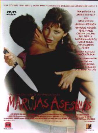 MARUJAS ASESINAS DVD