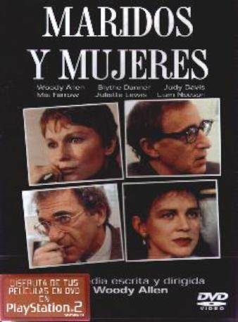 MARIDOS Y MUJERES DVD 2MA
