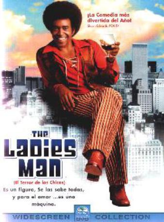 THE LADIES MAN DVD