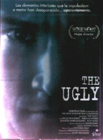 THE UGLY DVD
