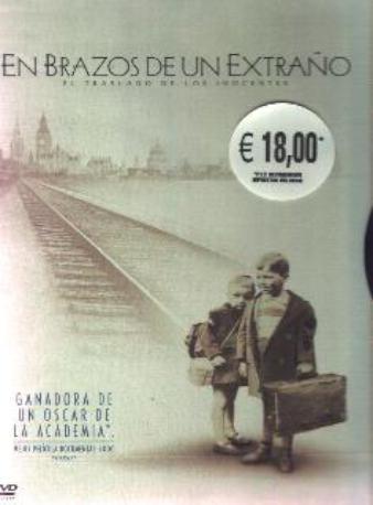 EN BRAZOS DE UN EXTRAÑO DVD