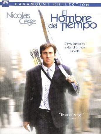 EL HOMBRE DEL TIEMPO DVDL