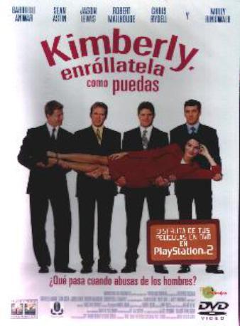 KIMBERLY DVD