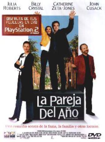 LA PAREJA DEL AÑO DVD_