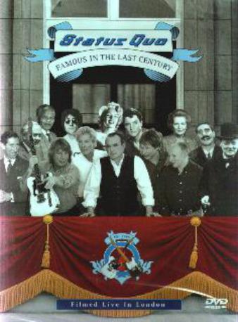 STATUS QUO FAMOUS IN DVD