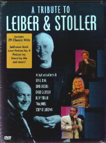 A TRIBUTE TO LEIBER DVD