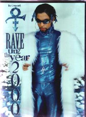 THE ARTIST RAVE DVD