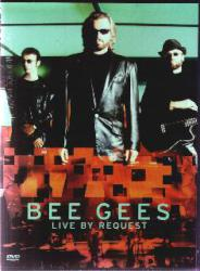 BEEGEES LIVE BY REQUE DVD