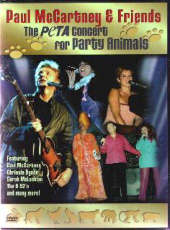 PAUL MC CARTNEY DVD