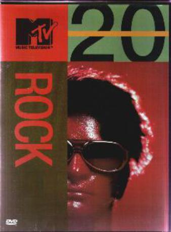 MTV ROCK 20 DVDM