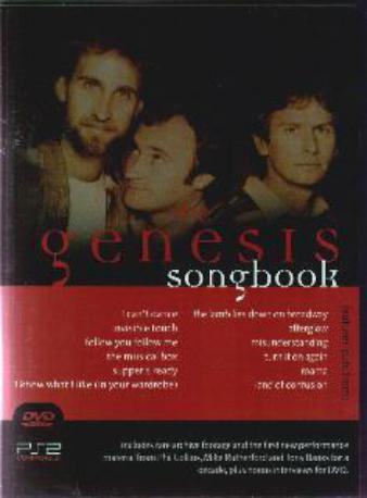 THE GENESIS SONGBOOK DVDM