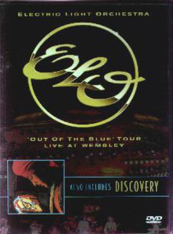 ELO LIVE AT WEMBLEY DVDM