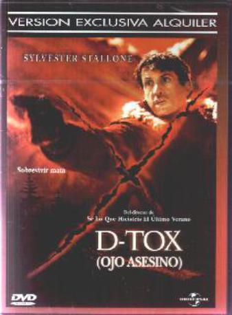 D-TOX OJO ASESINO DVD