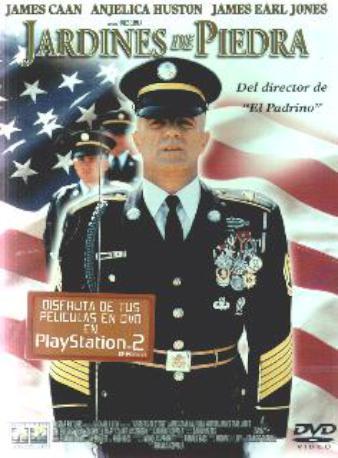 JARDINES DE PIEDRA DVD