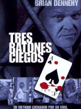 TRES RATONES CIEGOS DVD