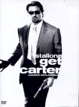 STALLONE GET CARTER DVD