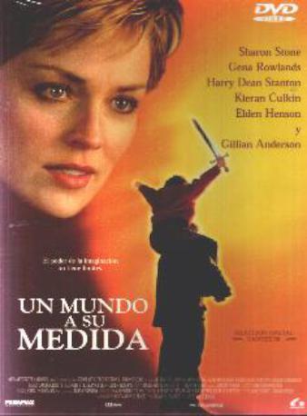 UN MUNDO A SU MEDIDA DVD