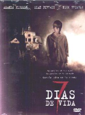7 DIAS DE VIDA DVD
