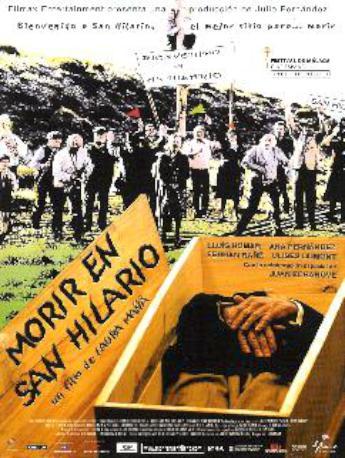 MORIR EN SAN HILARIO DVD 2MA