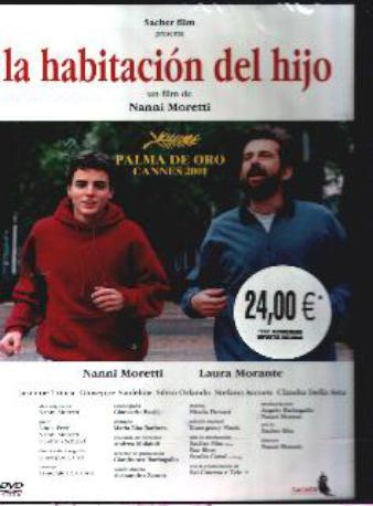 LA HABITACION DEL HIJO DVD
